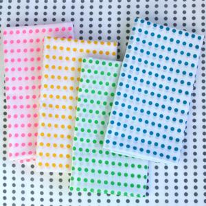 カラー豆絞り手ぬぐい(NT003)