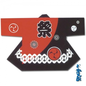 【セール】子供用 特殊染めはんてん「祭」(TY-059)